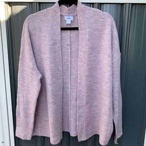 Super Soft Open Front Sweater